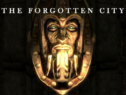 Skyrim: The Forgotten City Mod Adds Time Travel And An Entire City