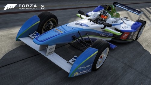 'Forza Motorsport 6' will let you drive every Formula E racecar