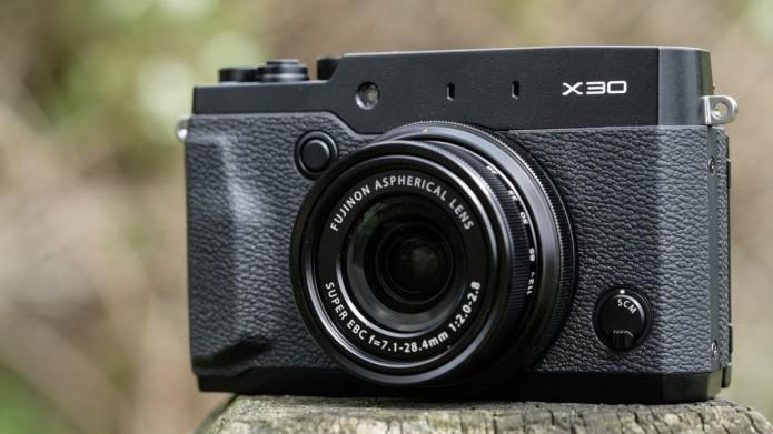 Fujifilm X30 Review