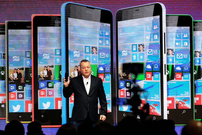 It's Official: Microsoft Concedes the Smartphone War