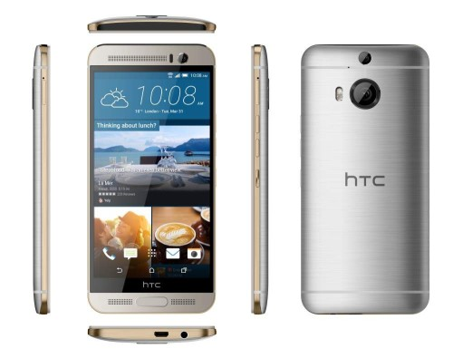 Spec-busting HTC One M9+ is coming to Europe – but not the UK