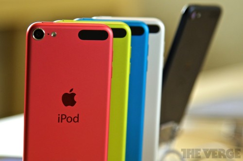 Apple launches powerful new iPod touch, uses iPhone 6 internals