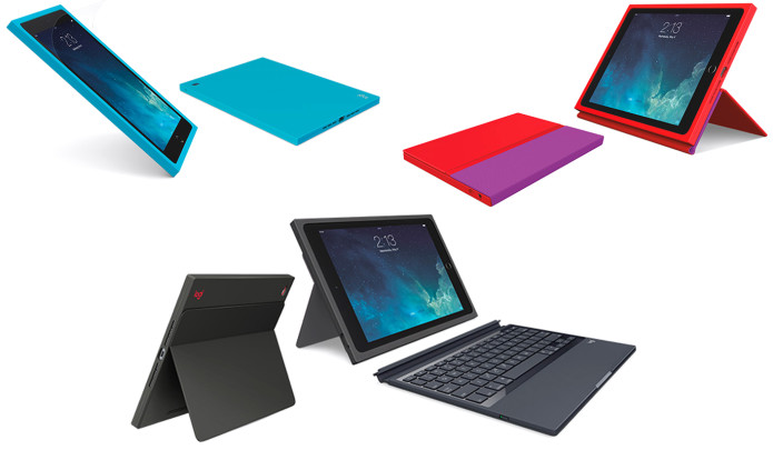 Logitech's first Logi-branded accessories emerge, and it's all about the iPad