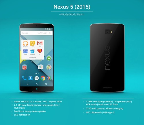 Nexus 5 2015 rumors: Is device still on track for an October-November release?