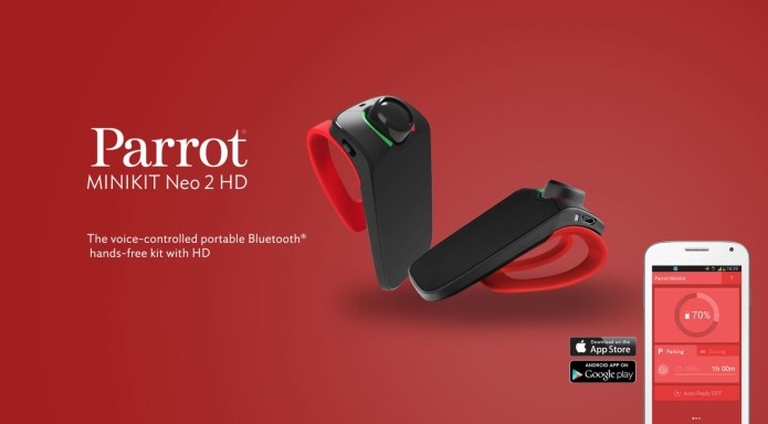 Parrot Minikit Neo 2 HD review
