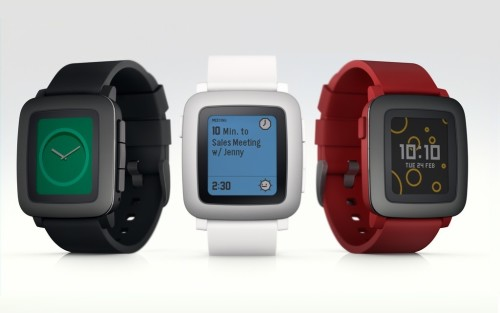 Pebble Time update brings improved indoor visibility, new vibration settings