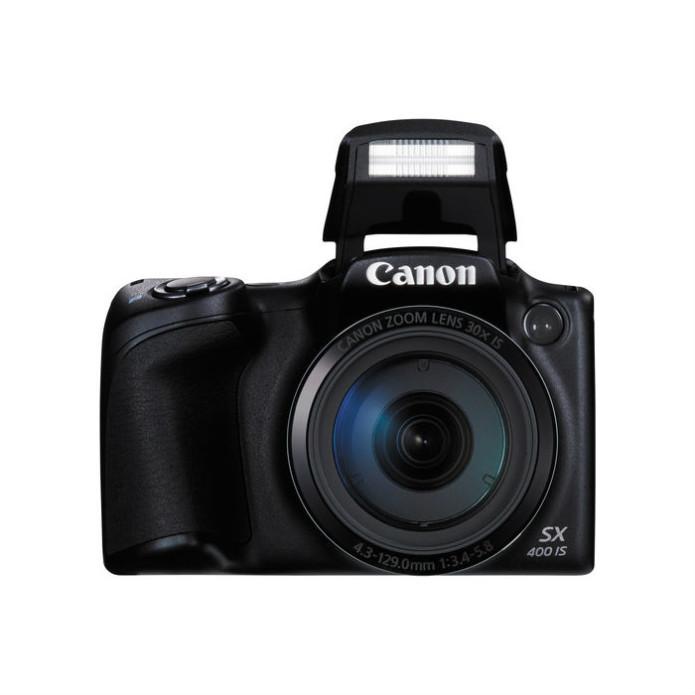 Canon SX400 Review