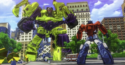 'Transformers: Devastation' looks like a playable '80s cartoon