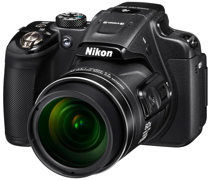 Nikon P610 Review -- First Impressions