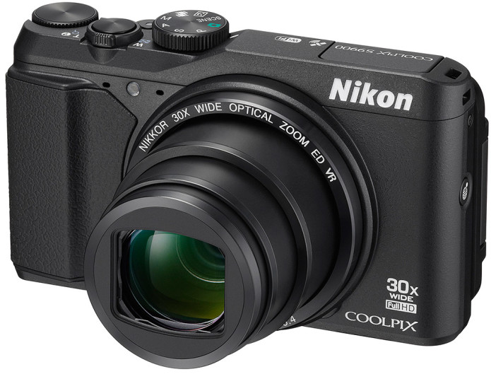 Nikon Coolpix S9300,