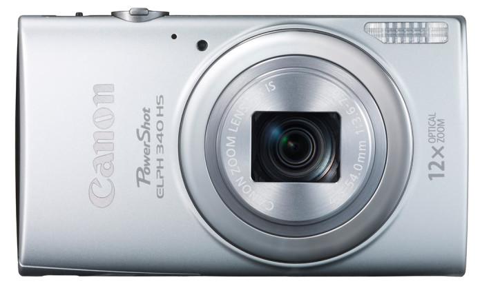 Canon PowerShot ELPH 340 HS Review