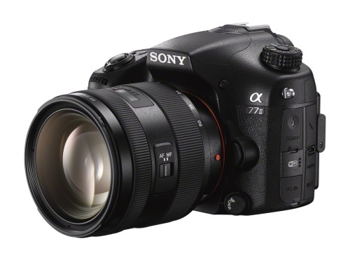 Sony A77 II Review