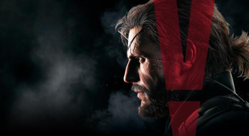 Metal Gear Solid The Phantom Pain's final box art confirms no Kojima