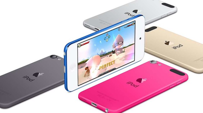 Finding a place for the new iPod Touch