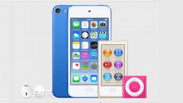 Revamped Apple iPod may launch tomorrow