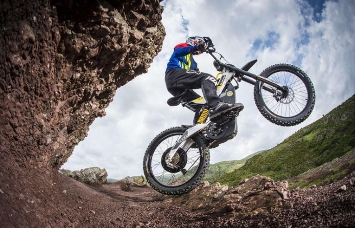 Bultaco Brinco Is A Lightweight E-Bike For Your Off-Road Adventures