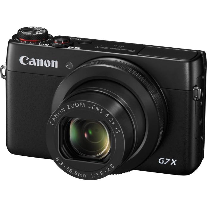 Canon PowerShot G7X review
