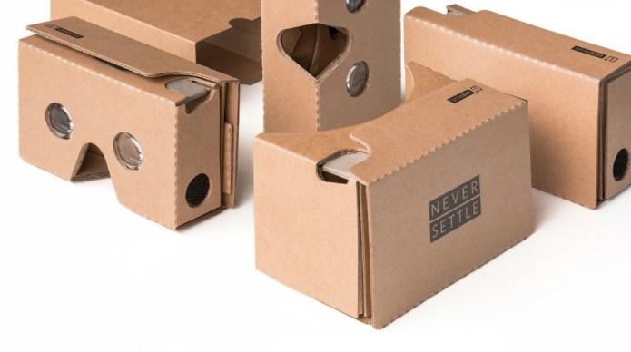 With OnePlus sold out, where can you get Google Cardboard?