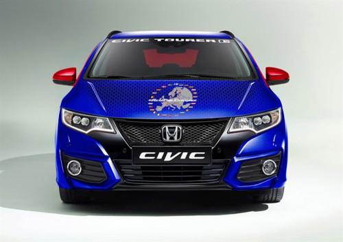 Honda Civic Tourer sets World Record for fuel efficiency at 100.31 mpg