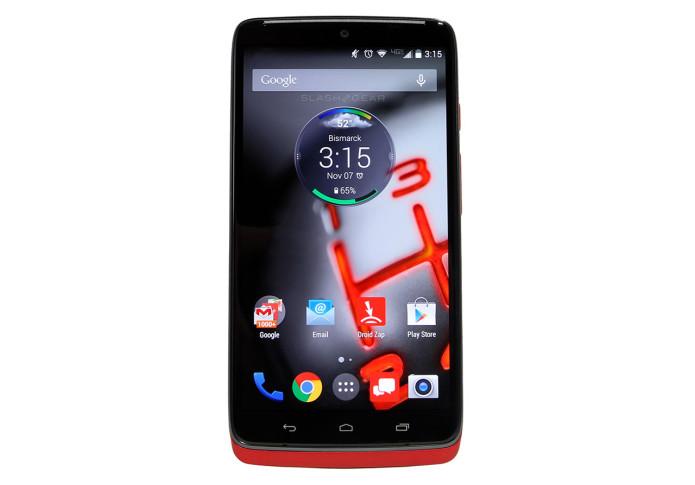 "This is Motorola's new ""Kinzie"" phone"