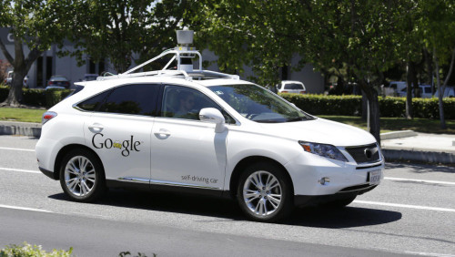How Google's robotic cars deal with human stupidity