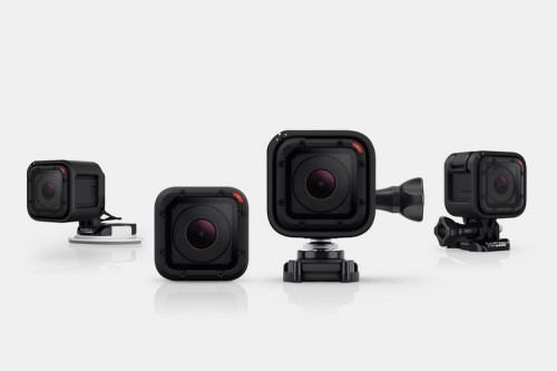 GoPro Hero4 Session Shrinks Down The Popular Action Cam By 50 Percent