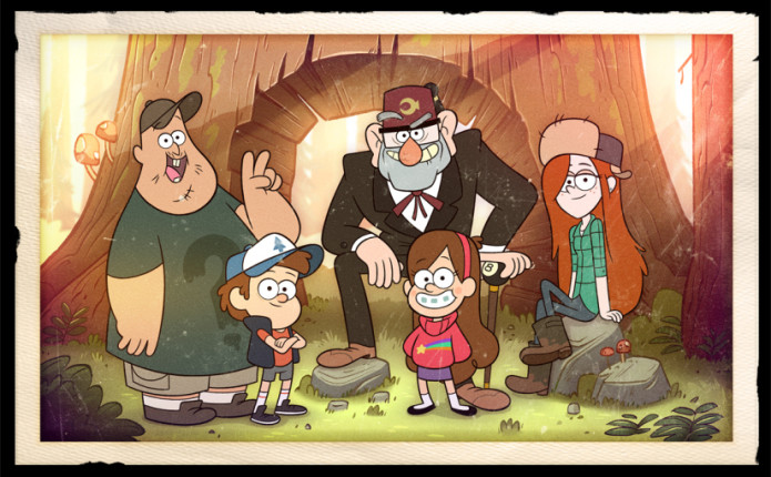 Ubisoft and Disney team up for Gravity Falls game on 3DS
