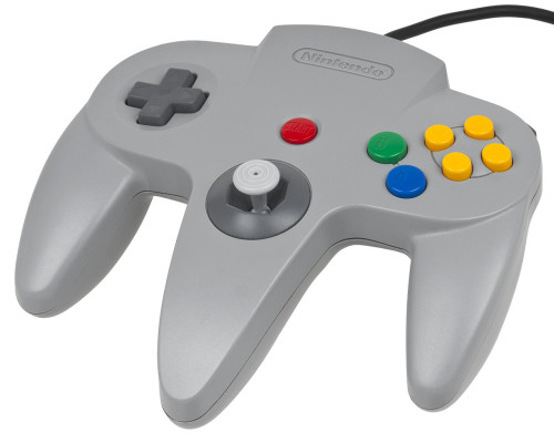 Modders hack N64 controller to work with Xbox One