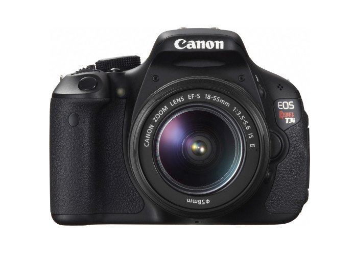 Canon EOS Rebel T3i Review