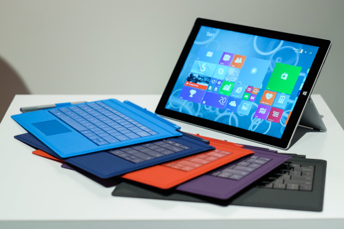 Microsoft Corporation Authorizes Additional Partners To Resell Tablets