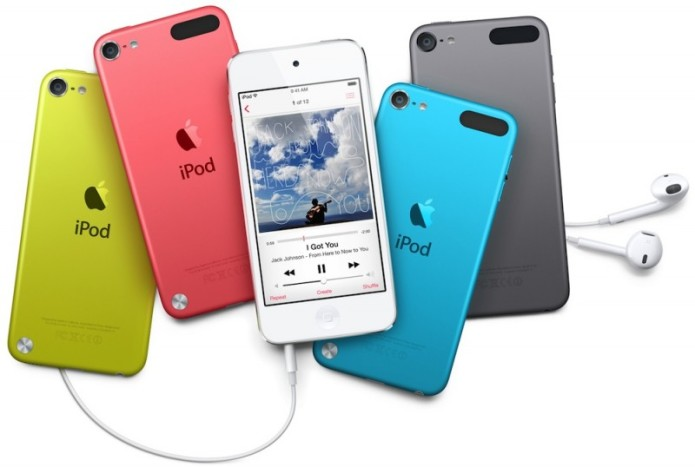 Guess who's back: Newest iPod now on sale