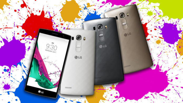 The G4 Beat is a smaller and cheaper version of LG's best smartphone