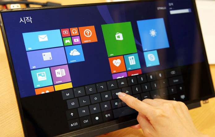 LG's new touchscreens will make your next laptop thinner and lighter