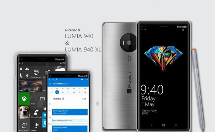 Lumia 940, 940 XL to be pricier than iPhone despite plastic