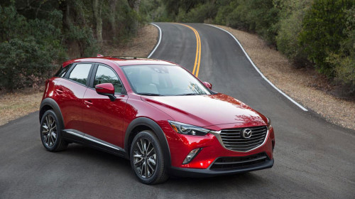 2016 Mazda CX-3, Details and Pricing Announced