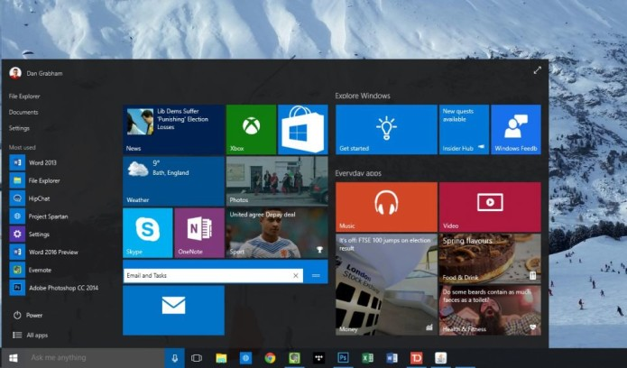 Microsoft Windows 10 final Build 10240 is now available for Insiders