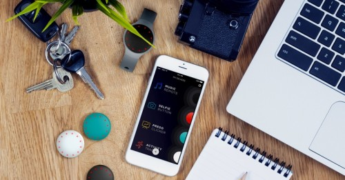 Misfit Flash Link revealed as wearable do-anything button