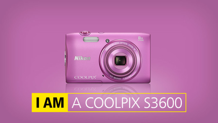 Nikon Coolpix S3600 Review -- First Impressions