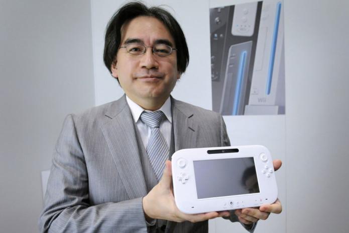 Nintendo chief executive Satoru Iwata dies aged 55