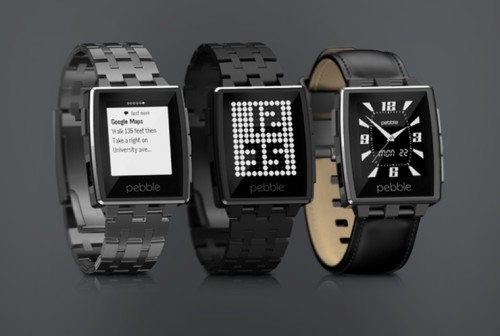 Pebble Time Steel to start shipping at the end of July