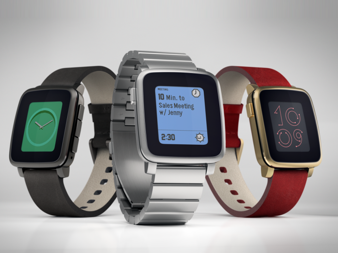 Pebble Time smartwatch just hit Best Buy, landing at Target August 17
