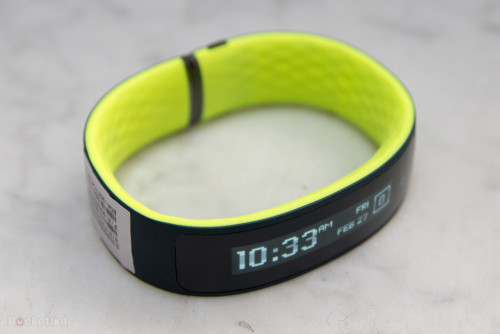 HTC delays Under Armour-branded wearable after testing and user feedback