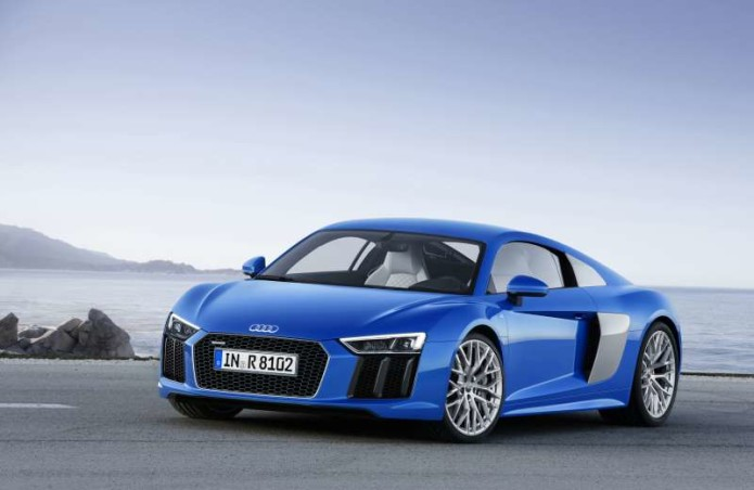 Turbocharged Audi R8 planned for new entry-level