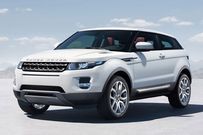 JLR cuts China-made Evoque prices, revamps sales team