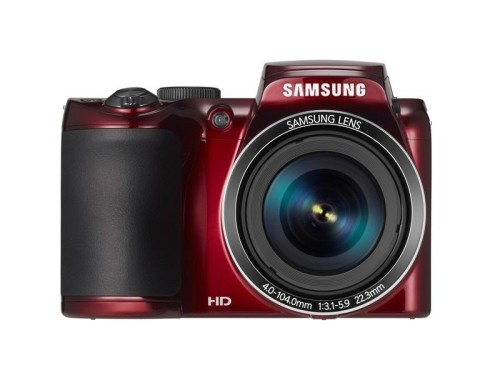 Samsung WB1100F Review