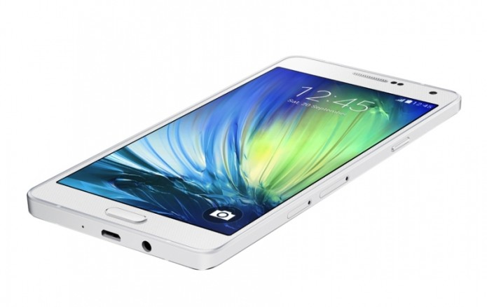 Samsung Galaxy A8 is Samsung's slimmest ever phone
