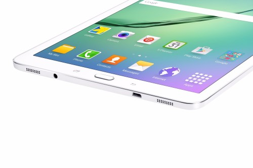 Samsung Galaxy Tab S2: smaller, thinner, almost the same