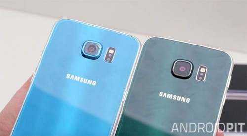 Samsung Galaxy Note 5, S6 edge+ get a photo shoot again