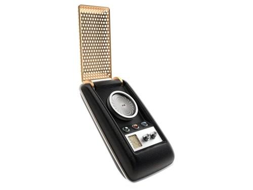 Star Trek Communicator Bluetooth handset gets unveiled at Comic-Con