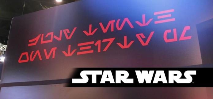 Cryptic Star Wars message appears over SDCC